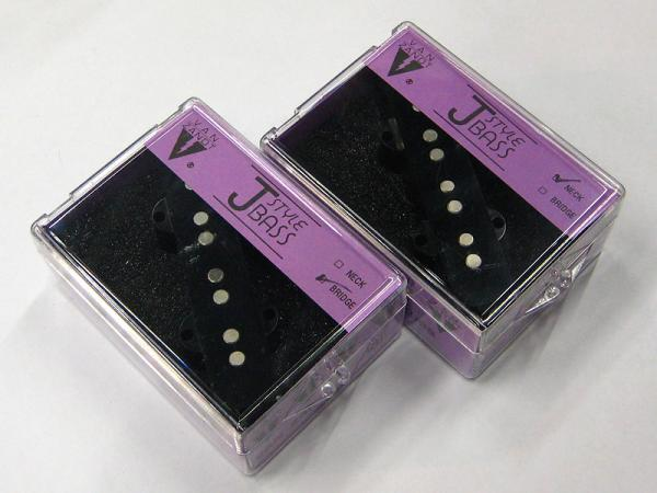 Vanzandt J-Style Bass Set