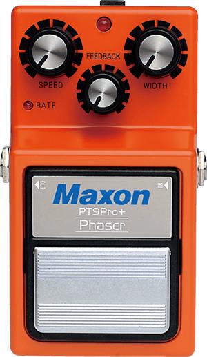 Maxon ( マクソン ) PT-9 Pro + PHASER