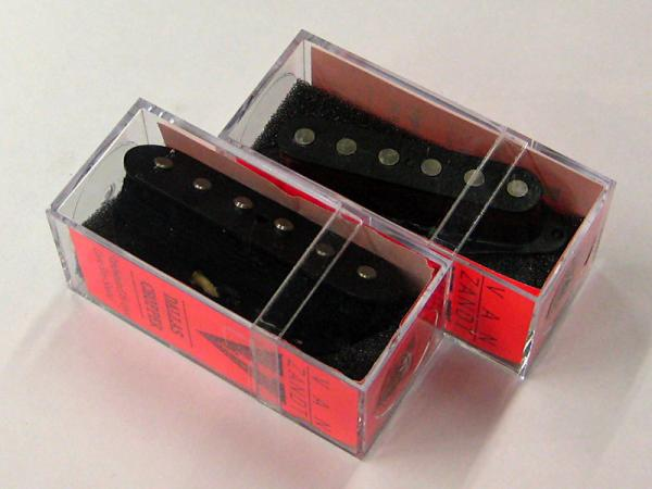 Vanzandt Dallas Chopper Staggered Pickup Set