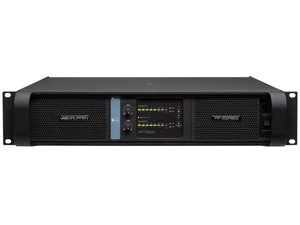 LAB GRUPPEN ( ラブグルッペン ) FP7000/SP ◆ パワーアンプ ・C型コネクター電源ケーブル スピコン端子
