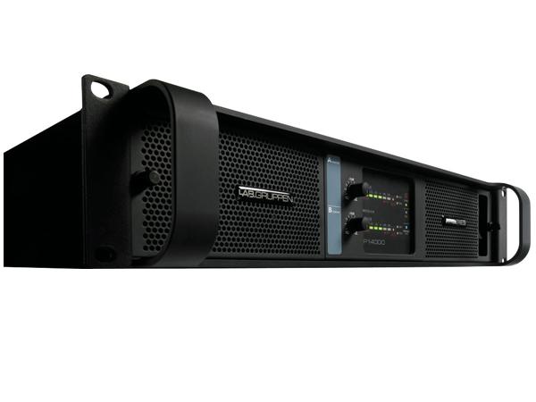 LAB GRUPPEN ( ラブグルッペン ) FP14000-BP ◆ パワーアンプ ・C型コネクター電源ケーブル  バインディングポスト