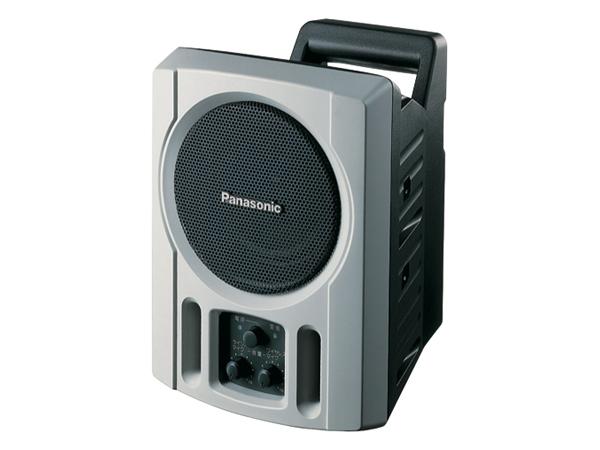 Panasonic ( パナソニック ) WS-X66A ◆ 800 MHz帯PLLワイヤレスパワードスピーカー
