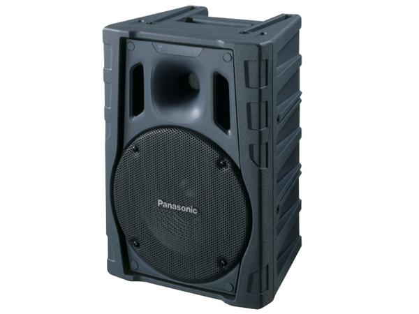 Panasonic ( パナソニック ) WS-X77 ◆ 800 MHz帯PLLワイヤレスパワードスピーカー