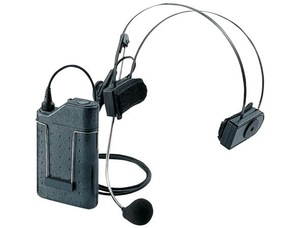 Panasonic ( パナソニック ) WX-4360B ◆ 800 MHz帯PLLヘッドセット形ワイヤレスマイクロホン