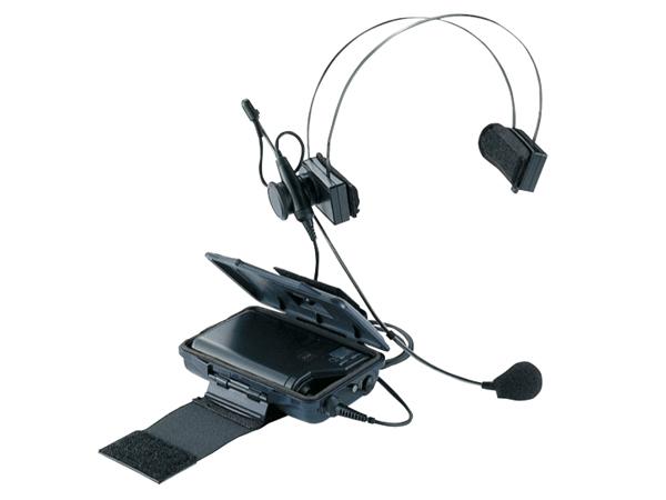 Panasonic ( パナソニック ) WX-4370B ◆ 800 MHz帯PLLインストラクター用ワイヤレスマイクロホン