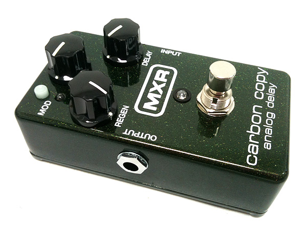 MXR ( エムエックスアール ) M-169 Carbon Copy analog delay