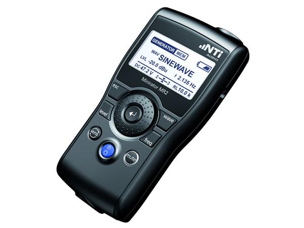 NTi Audio ( エヌティーアイ ) Minirator MR2 ◆ アナログ・オーディオジェネレータ
