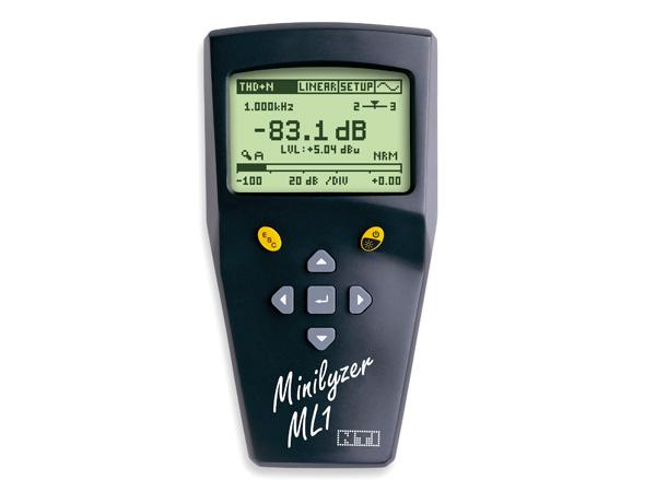 NTi Audio ( エヌティーアイ ) Minilyzer ML1
