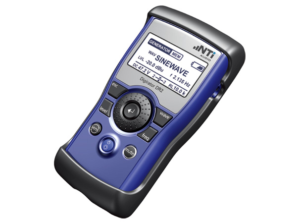 NTi Audio ( エヌティーアイ ) Digirator DR2 ◆ デジタル・オーディオジェネレータ