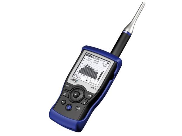 NTi Audio ( エヌティーアイ ) XL2 + M4261 セット ◆ XL2オーディオ&アコースティックアナライザ+測定用マイク