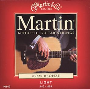 Martin ( マーチン ) M140【アコギ弦】