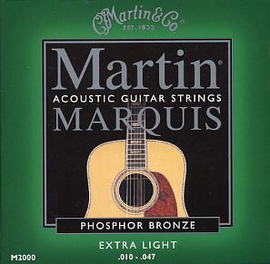 Martin ( マーチン ) MARQUIS M2000【アコギ弦】