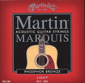 Martin ( マーチン ) MARQUIS M2100【アコギ弦】