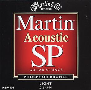 Martin ( マーチン ) MSP4100【アコギ弦】