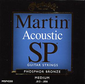 Martin ( マーチン ) MSP4200【アコギ弦】
