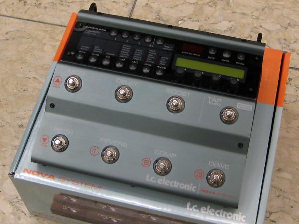 tc electronic ( ティー・シー・エレクトロニック ) Nova System < BELDEN 9395 3mケーブルプレゼント! >