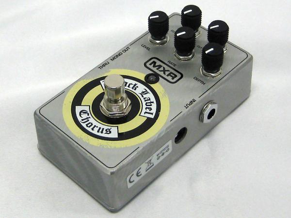 MXR ( エムエックスアール ) ZW-38 Black Label Chorus