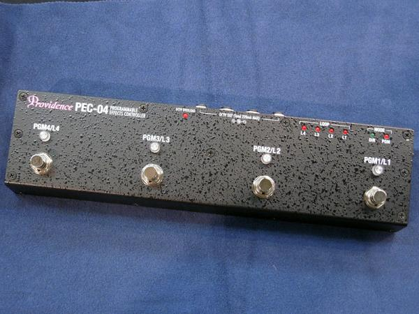 Providence PEC-04 / Programmable Effects Controller