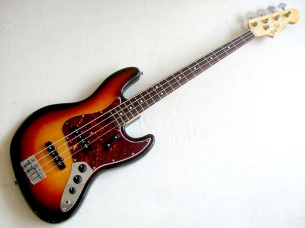 Big Tex Guitars 62 SLAB JAZZ BASS 3TSB