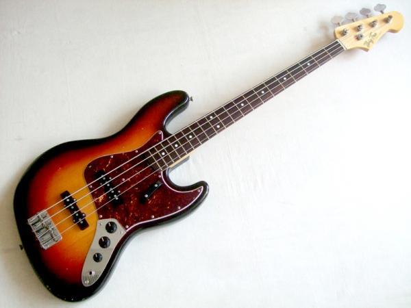 Big Tex Guitars 62 SLAB JAZZ BASS 3TSB