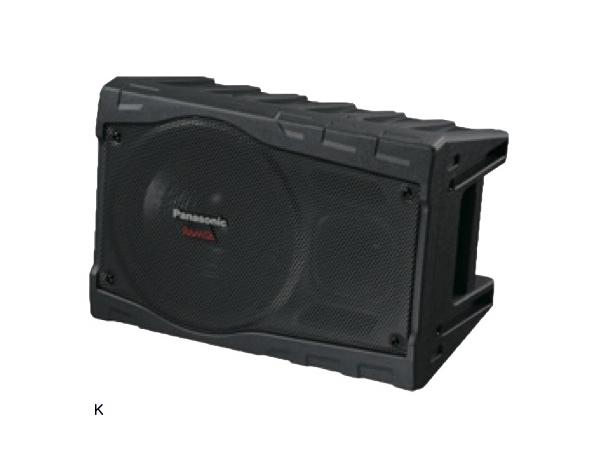 PANASONIC/RAMSA ( ラムサ ) WS-AT75K 黒/ブラック (1本)  ◆ フルレンジスピーカー