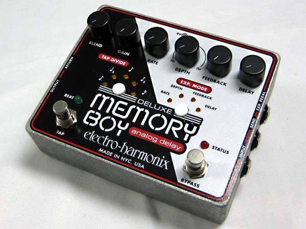 Electro Harmonix ( エレクトロハーモニクス ) Deluxe Memory Boy EH7855 / Analog Delay