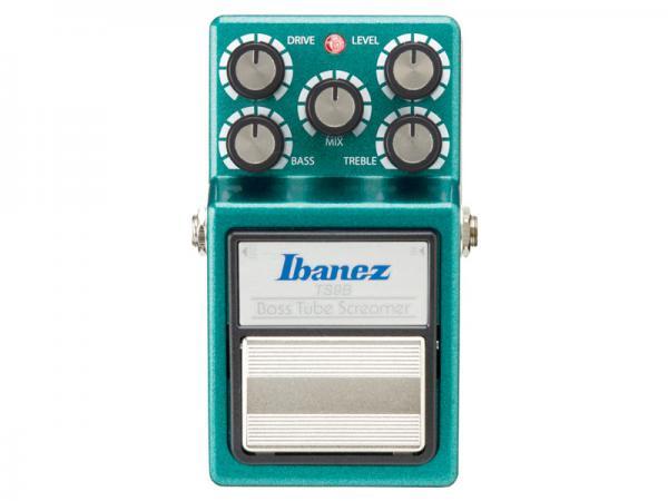 Ibanez ( アイバニーズ ) TS9B Bass Tubescreamer  【ベース用 チューブ スクリーマー 】
