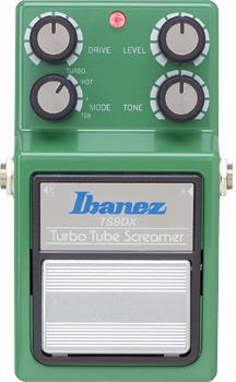 Ibanez ( アイバニーズ ) TS9DX ターボ・チューブスクリーマー