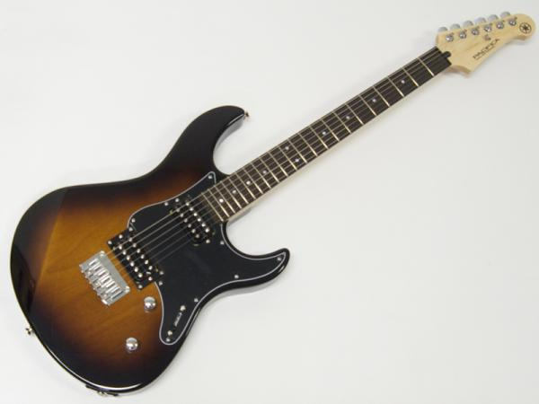 YAMAHA ( ヤマハ ) PACIFICA 120H TBS【パシフィカ  エレキギター 2ハムバッカー 】
