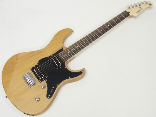YAMAHA ( ヤマハ ) PACIFICA120H(YNS)【パシフィカ  エレキギター 2ハムバッカー ナチュラルカラー  】