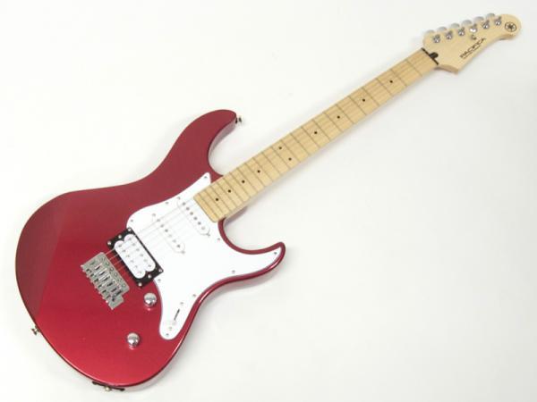 YAMAHA ( ヤマハ ) PACIFICA112VM(RM)【パシフィカ  エレキギター メイプル指板  メタリックレッド  】