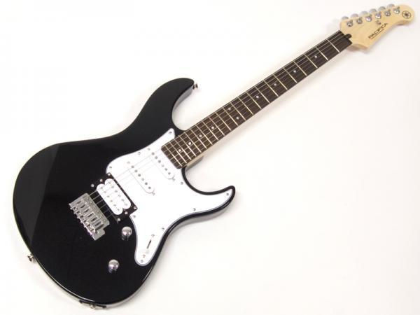 YAMAHA ( ヤマハ ) PACIFICA112V(BL)【パシフィカ  初心者 にもおすすめの エレキギター ブラック  】