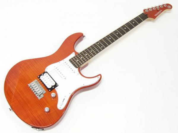YAMAHA ( ヤマハ ) PACIFICA 212VFM CMB【パシフィカ  1歩上の エレキギター フレイムトップ仕様  】
