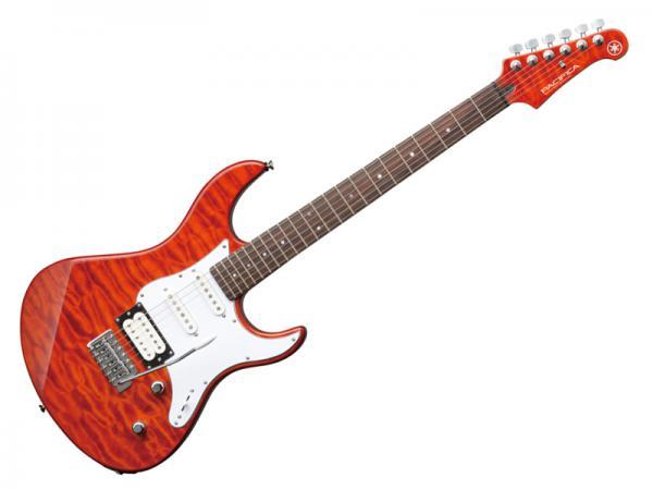 YAMAHA ( ヤマハ ) PACIFICA212VQM(CMB)【パシフィカ  1歩上の エレキギター キルテッドトップ仕様  】