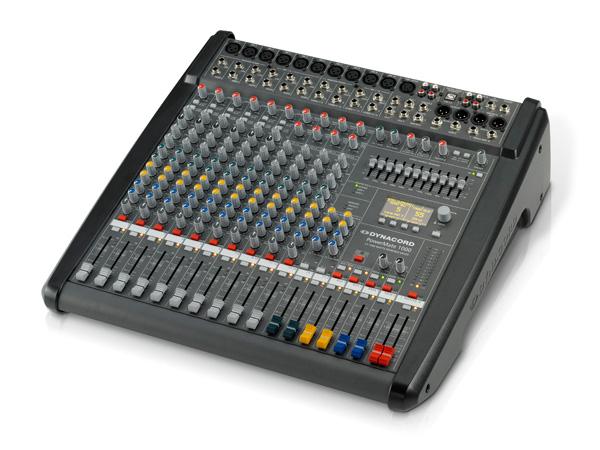 DYNACORD ( ダイナコード ) PowerMate1000-3 ◆ パワードミキサー ・900W+900W 4Ω PM1000-3