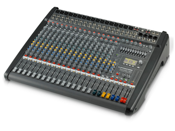 DYNACORD ( ダイナコード ) PowerMate1600-3 ◆ パワードミキサー ・900W+900W 4Ω PM1600-3