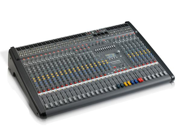 DYNACORD ( ダイナコード ) PowerMate2200-3 ◆ パワードミキサー ・900W+900W 4Ω PM2200-3