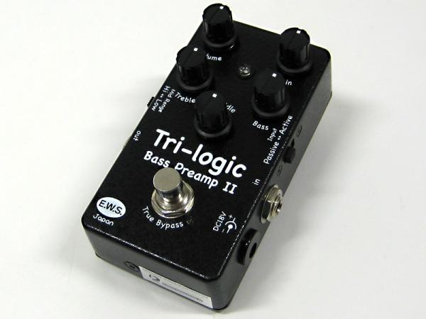 E.W.S. Tri-logic Bass Preamp II