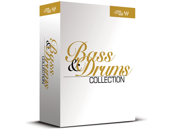 WAVES ( ウェイブス ) Bass & Drums Collection