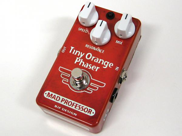 Mad Professor ( マッドプロフェッサー ) Tiny Orange Phaser