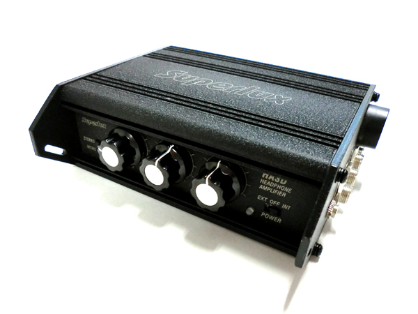 Superlux ( スーパーラックス ) HA3D ◆ ヘッドフォンアンプ