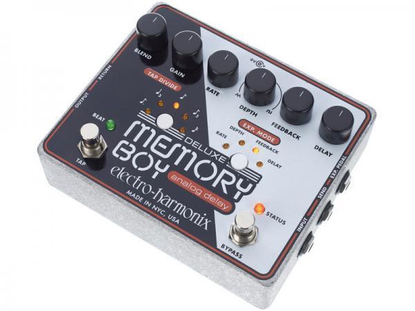 Electro Harmonix ( エレクトロハーモニクス ) Deluxe Memory Boy