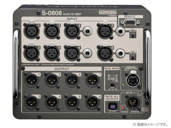 Roland ( ローランド ) S-0808 ◆ REACシリーズ