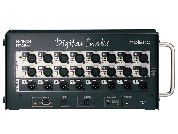 Roland ( ローランド ) S-1608 ◆ REACシリーズ