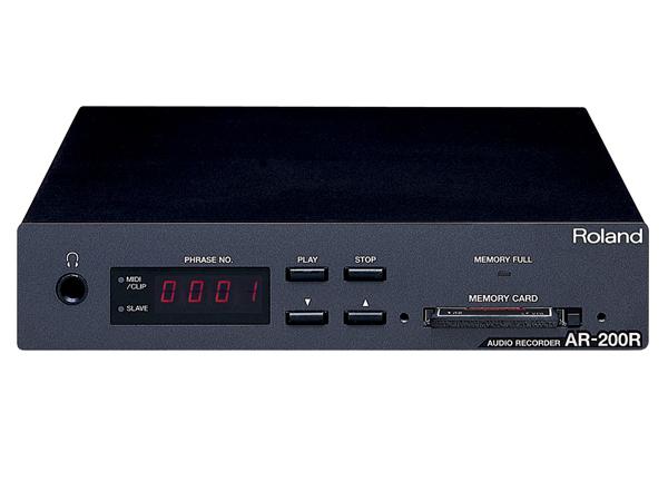 Roland ( ローランド ) AR-200R ◆ オーディオレコーダー