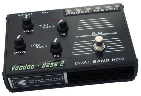 Roger Mayer ( ロジャーメイヤー ) VooDoo Bass 2 < 台数限定特価! >
