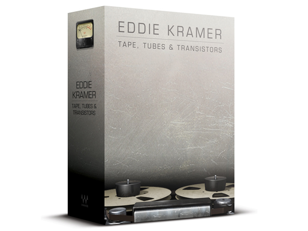 WAVES ( ウェイブス ) Eddie Kramer TTT Bundle ( Tape, Tubes and Transistors Native Bundle )