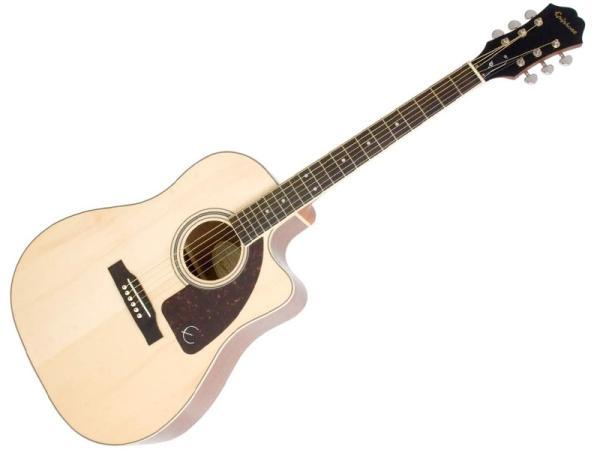 EPIPHONE ( エピフォン ) AJ-220SCE(NAT)【 by ギブソン アコースティックギター エレアコ】