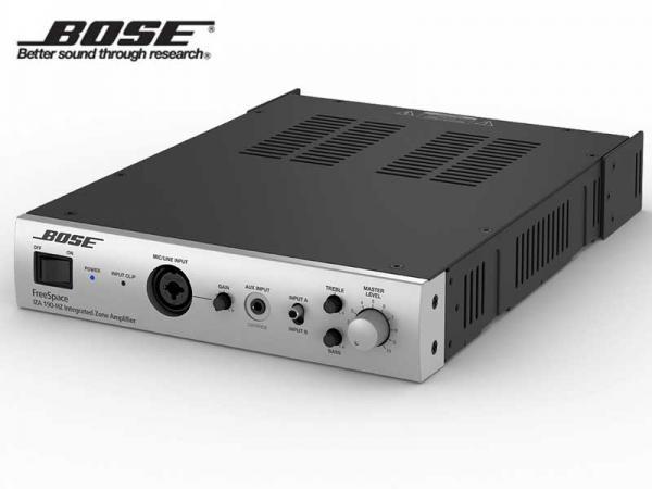 BOSE ( ボーズ ) IZA190-HZ v2 ◆ パワーアンプ ハイインピーダンス接続専用  FS2 FS4 の専用イコライザー搭載モデル