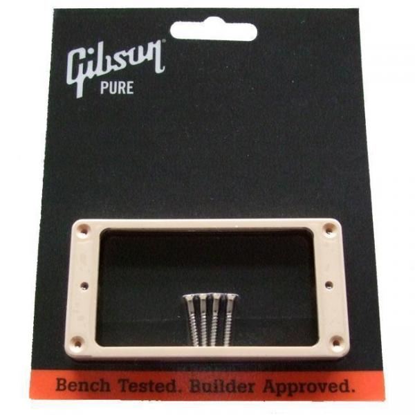 Gibson ( ギブソン ) PRPR-025: Pickup Mounting Ring/Bridge Creme